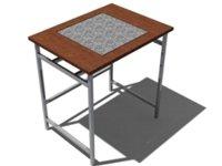 Stół antywibracyjny mikrolab